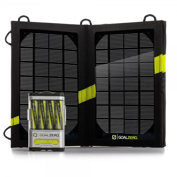 Hi75 - Goal Zero GUIDE 10 PLUS SOLAR SET Mobiles Solar-Ladeset