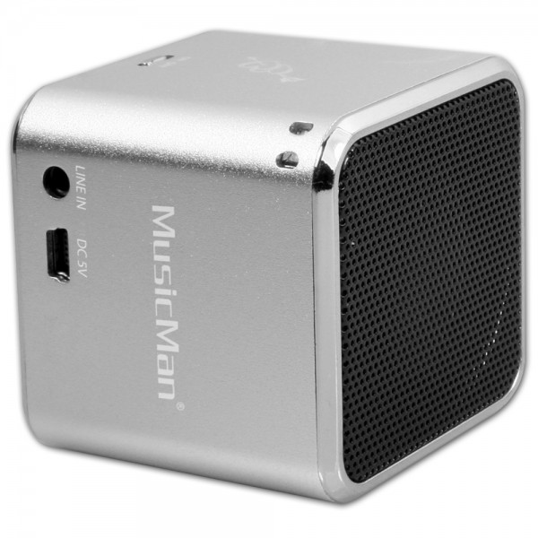 HiCF210 - Technaxx MUSIC MAN MINI Soundstation Miniboxen