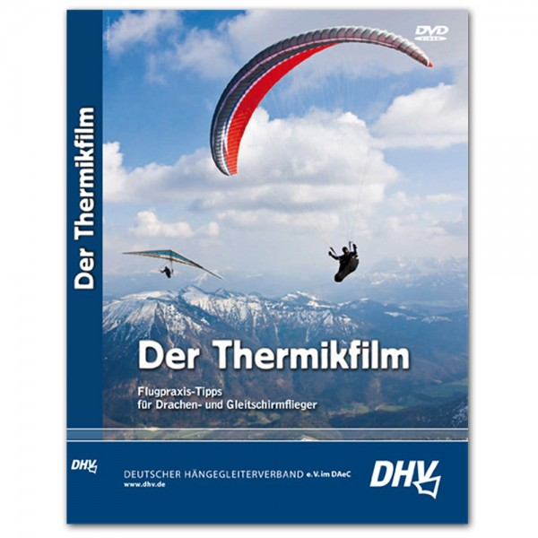 HL1504 - Jöst DER THERMIKFILM für Drachen- und Gleitschirmflieger