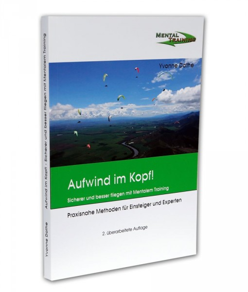 HL1505 - Dathe AUFWIND IM KOPF! SICHERER UND BESSER FLIEGEN MIT MENTALEM TRAINING (Buch)