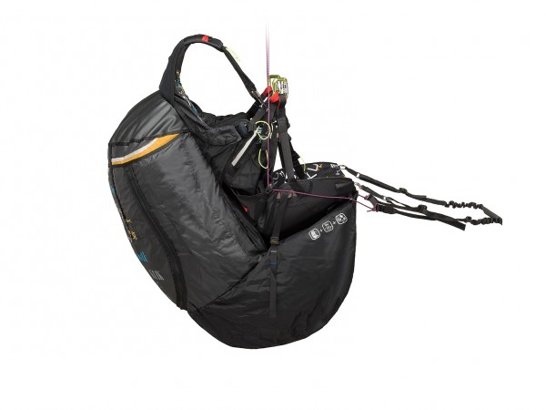 HG932 - Kortel AIRBAG with reversible backpack - module 1 for KUIK II