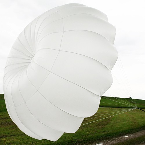 HFa192 - Charly DUO 200 GS tandem rescue system for paragliders
