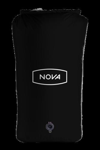 HPa135 - Nova COMPRESSION BAG 60 L Packsack für Gleitschirm, schwarz
