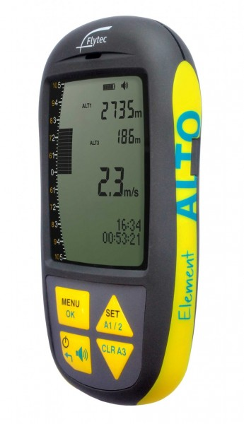 Hi492F - Flytec ELEMENT ALTO, Variometer