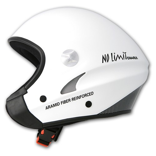 HHe300J - Charly NO LIMIT JET without visor, white