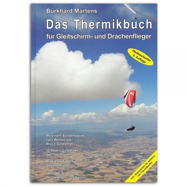 HL1500 - Martens DAS THERMIKBUCH FÜR GLEITSCHIRM- UND DRACHENFLIEGER