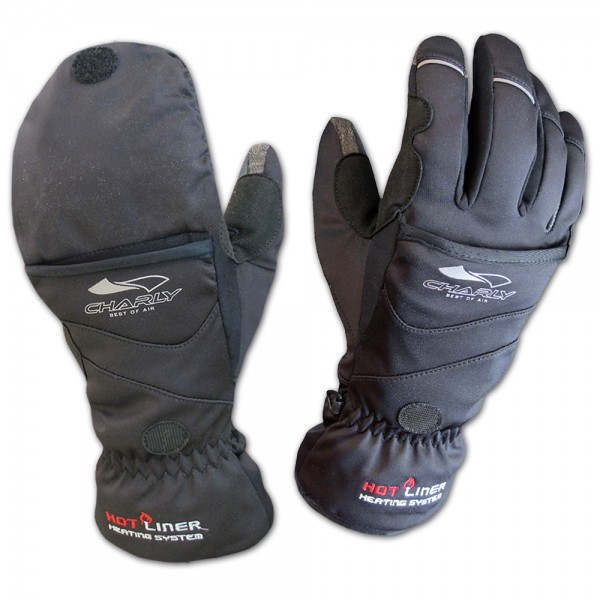 HM1945 - Charly TOUCH COMBI  paragliding glove and mitten