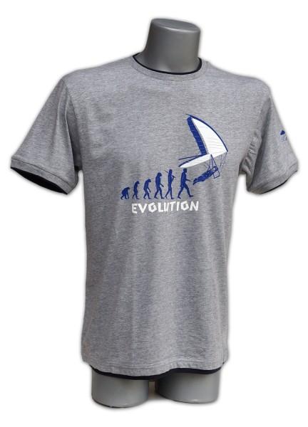 HM412h - Charly EVOLUTION hang gliding t-shirt