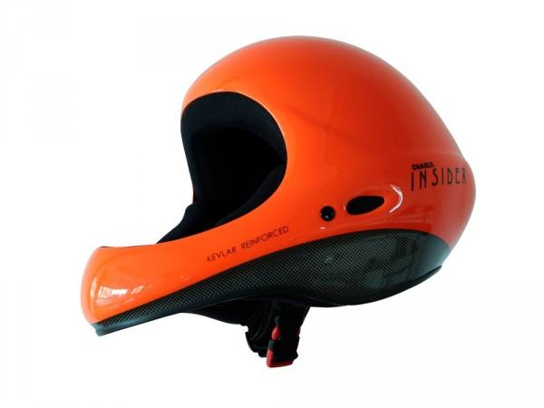 HHe70 - Charly INSIDER bicolour, neon orange