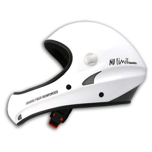 HHe300 - Charly NO LIMIT without visor, white