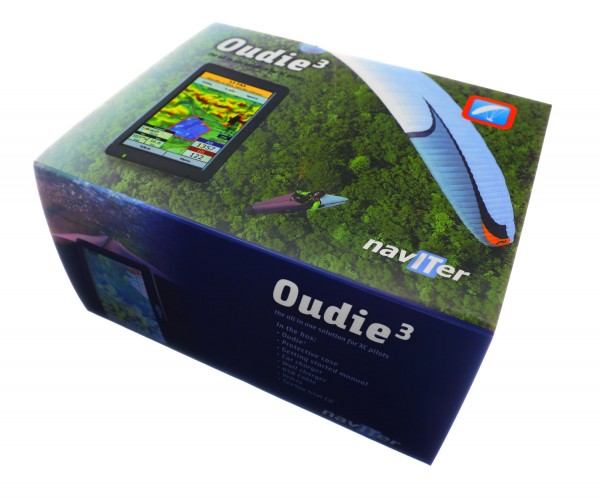 Naviter OUDIE 4 BASIC SOFTWARE UPGRADE
