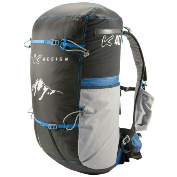 HG4254 - Kortel SAK K40, paragliding backpack