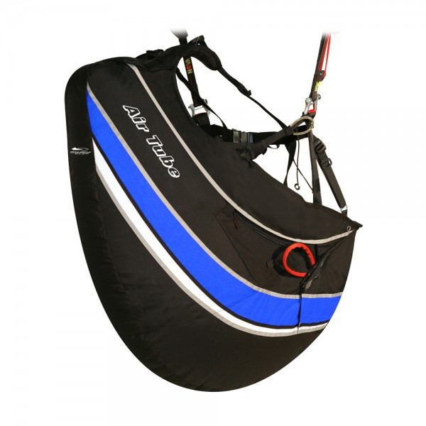 HG38 - Charly AIR TUBE II, blue, paragliding harness